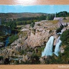 Postales: LAGUNAS DE RUIDERA CIUDAD REAL, CASCADA EL HUNDIMIENTO F.I.T.E.R. Lote 256159360