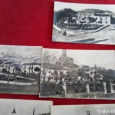 Cartoline: ALMADEN (CIUDAD REAL) 7 POSTALES ANTIGUAS PRECIO OFERTA. Lote 260365825