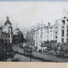 Postales: POSTAL ANTIGUA - MADRID - AVDA. DE JOSE ANTONIO N°54. Lote 261852995