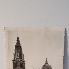 Postales: 50. TOLEDO/ LA CATEDRAL/ ED. ARRIBAS/ CIRCULADA/ (D.258). Lote 262215320