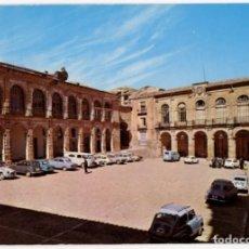Postales: EM0864 ALCARAZ ARCO DE AHORI 1969 ARRIBAS Nº2006 SEAT 600 RENAULT 4 GORDINI SIMCA 1000 2CV FURGOS. Lote 262666285