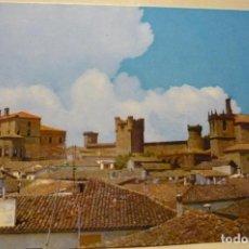 Postales: POSTAL OROPESA-TOLEDO PARADOR NACIONAL CASTILLOS Y PARROQUIA. Lote 262856950