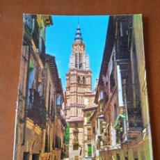 Postales: POSTAL TOLEDO. CALLE DE SANTA ISABEL. SIN CIRCULAR.. Lote 263052745