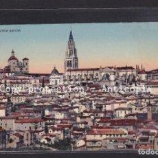 Postales: POSTAL DE ESPAÑA - 19 - TOLEDO. VISTA PARCIAL.. Lote 263125100