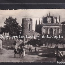 Postales: POSTAL DE ESPAÑA - 53 TOLEDO. - VISTA TÍPICA. Lote 263125445