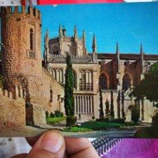 Postales: POSTAL TOLEDO CASTILLO VISIGODO Y SAN JUAN DE LOS REYES N 1467 ARRIBAS S/C. Lote 263140120