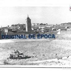 Postales: (PS-65260)POSTAL DE CENIZATE(ALBACETE)-VISTA PARCIAL E IGLESIA. Lote 263663835