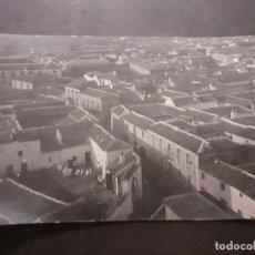 Postales: MADRIDEJOS TOLEDO VISTA DEL CASCO URBANO POSTAL FOTOGRAFICA HACIA 1910. Lote 265683124