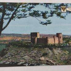 Postales: POSTAL TOLEDO. CASTILLO DE S. SERVANDO.. Lote 265731739