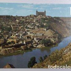 Postales: POSTAL 17. TOLEDO VISTA PARCIAL Y RÍO TAJO.. Lote 265775259