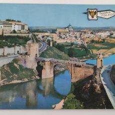 Postales: POSTAL TOLEDO. PUENTE DE ALCÁNTARA.. Lote 265775349