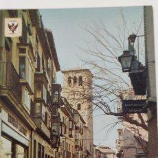 Postales: POSTAL 145. TOLEDO. TORRE MUDÉJAR DE SANTO TOMÉ.. Lote 265775609