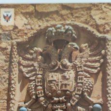 Postales: POSTAL 63. TOLEDO. PUENTE DE SAN MARTÍN. ESCUDO IMPERIAL DE TOLEDO.. Lote 265775719