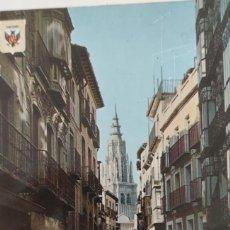 Postales: POSTAL 67. TOLEDO. CALLE DE COMERCIO. Lote 265775864