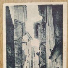 Cartes Postales: CUENCA - CALLE DE LA MONEDA. Lote 266658778
