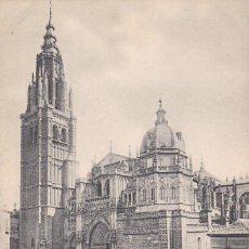 Cartoline: TOLEDO LA CATEDRAL. ED. HAUSER Y MENET Nº 54. REVERSO SIN DIVIDIR. SIN CIRCULAR. Lote 267247699