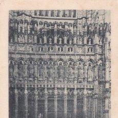 Cartoline: TOLEDO LA CATEDRAL PRESBITERIO. ED. HAUSER Y MENET Nº 711. REVERSO SIN DIVIDIR. CIRCULADA EN 1902. Lote 267248059