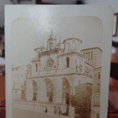Cartoline: POSTAL CUENCA FOTOGRÁFICA, CATEDRAL, MUY RARA, SIN CIRCULAR, BUEN ESTADO Y ORIGINAL, VED FOTO. Lote 267364614