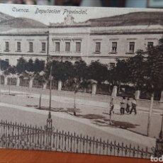 Cartoline: POSTAL CUENCA DIPUTACIÓN PROVINCIAL, SIN CIRCULAR, ORIGINAL Y BUEN ESTADO, VED FOTO. Lote 267365224