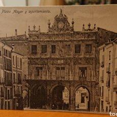 Cartoline: POSTAL CUENCA, PLAZA MAYOR, SIN CIRCULAR Y BUEN ESTADO, ORIGINAL, VED FOTO. Lote 267440999