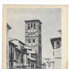 Postales: POSTAL TOLEDO IGLESIA DE SANTO TOME HAUSER Y MENET. Lote 267630019