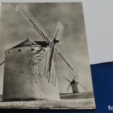 Postales: POSTAL Nº 14 EDICIONES FOTO SALAS - CIUDAD REAL 1958 ( CIUDAD REAL - MOLINOS DE VIENTO ). Lote 267640614