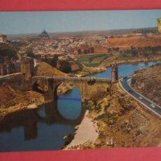 Postales: POSTAL SIN CIRCULAR DE PUENTE DE ALCANTARA TOLEDO LOTE 29 MIRAR FOTOS. Lote 267684179