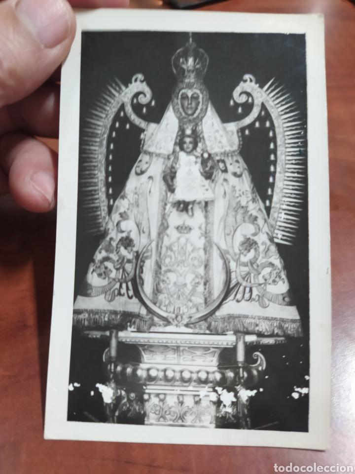 POSTAL ANTIGUA , VIRGEN PATRONA DE CIUDAD REAL.1964 (Postales - España - Castilla la Mancha Moderna (desde 1940))
