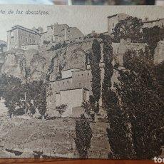 Postales: POSTAL CUENCA, CUESTA DE LAS DESCALZAS, SIN CIRCULAR, ORIGINAL Y BUEN ESTADO, VED FOTO. Lote 268952269
