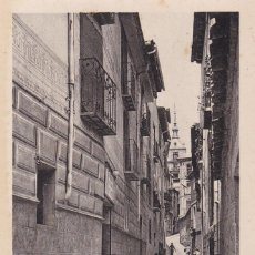 Postales: TOLEDO CALLE DEL POZO AMARGO. ED. FOTO ROISIN Nº 29. SIN CIRCULAR. Lote 269111973