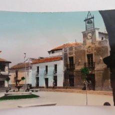 Postales: TORRE DE JUAN ABAD - PLAZA DE LA VICTORIA - CIUDAD REAL - LAXC - P52123. Lote 269281248