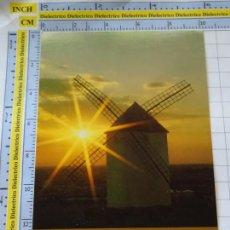 Postales: POSTAL DE CUENCA. AÑO 1988. PATRONATO DE TURISMO DIPUTACIÓN PROVINCIAL. MOLINO. 422. Lote 269845103