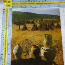 Postales: POSTAL DE CUENCA. AÑO 1988. PATRONATO DE TURISMO DIPUTACIÓN PROVINCIAL. LA ALCARRIA. 424. Lote 269845193