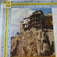 Postales: POSTAL DE CUENCA. AÑO 1988. PATRONATO DE TURISMO DIPUTACIÓN PROVINCIAL. CASAS COLGADAS. 425. Lote 269845218