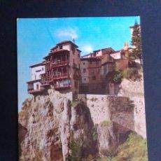 Postales: POSTAL DE CUENCA. CASAS COLGADAS. Lote 270134763