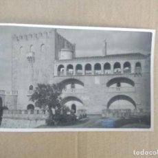 Postales: POSTAL FOTOGRAFIA CASTILLO DE PIEDRABUENA. Lote 270885538