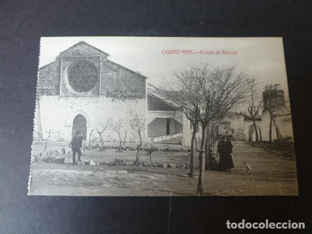 CIUDAD REAL ERMITA DE ALARCOS (Postales - España - Castilla La Mancha Antigua (hasta 1939))