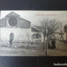 Postales: CIUDAD REAL ERMITA DE ALARCOS. Lote 275317223