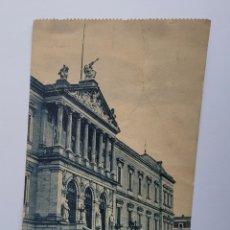 Postales: MADRID 1929 BIBLIOTECA Y MUSEO DE ARTE MODERNO. Lote 275496628
