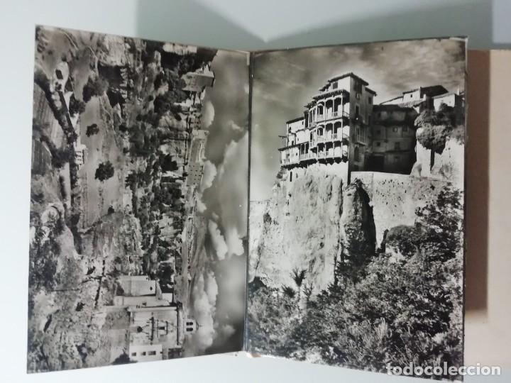 Postales: ALBUM DE 10 POSTALES FOTOGRAFICAS DE CUENCA DE 1959- SEGUNDA SERIE- HELIOTIPIA ARTISTICA ESPAÑOLA- - Foto 5 - 276198243