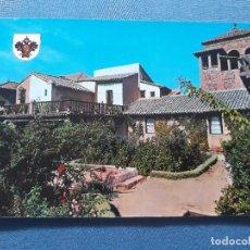 Postales: TOLEDO - CASA DEL GRECO - JARDÍN - 1974. Lote 276529483
