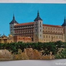 Postales: POSTAL TOLEDO - ALCAZAR- (JULIO. DE LA CRUZ SUCESOR DE L. ARRIBAS 1.297). Lote 277031533