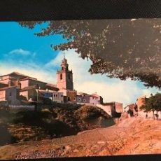 Postales: TARANCON (CUENCA). VISTA PARCIAL. FITER 5013. Lote 277520173