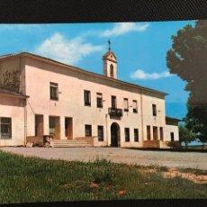 Postales: TARANCON (CUENCA). ERMITA NUESTRA SEÑORA DE RIANSARES. VISTABELLA 5. Lote 277520248