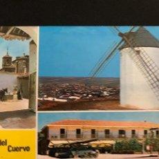Postales: MOTA DEL CUERVO (CUENCA). ED FITER 8162. Lote 277521243