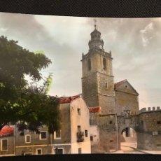 Postales: TARANCON (CUENCA). POSTAL COLOREADA.. Lote 277521458