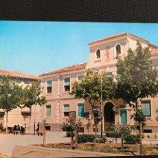 Postales: QUINTANAR DEL REY(CUENCA). PLAZA DEL CAUDILLO. FITER 2097. Lote 277521773
