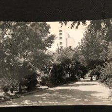 Postales: TARANCON (CUENCA) PASEO DE LA ESTACION. VISTABELLA 7. Lote 277522153