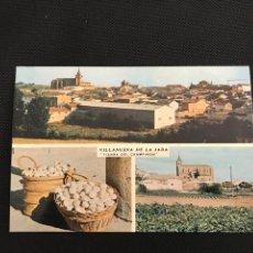 Postales: VILLANUEVA DE LA JARA (CUENCA). ED. MERCEDES RUIZ NUMERO 4. 1978. Lote 277523313