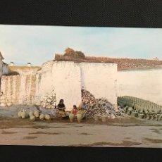 Postales: MOTA DEL CUERVO (CUENCA). ED. FITER 8164. ALFARERIA Y MOLINOS MANCHEGOS. Lote 277523443